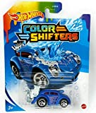 DieCast Hotwheels Color Shifters Volkswagen Beetle (Blue/White)