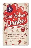 t: by tetesept Badesalz 'Eine Portion Danke' – Hauchfeine Puderkristalle mit Granatapfel und...