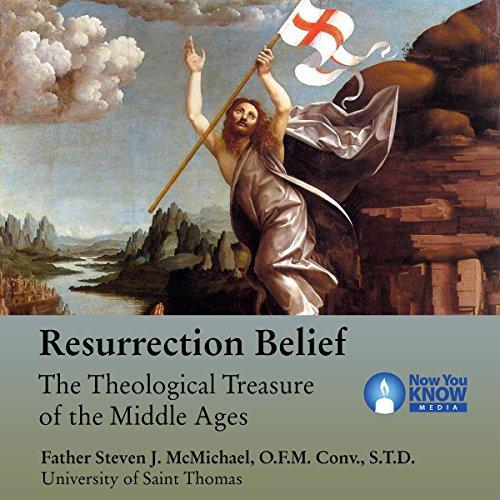 Resurrection Belief audiobook cover art