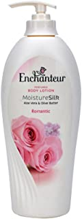 Enchanteur Romantic Hand and Body Lotion for Women, 500ml