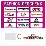 FASHION GUTSCHEIN (Config) - für Deutschland - per E-Mail