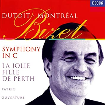 Bizet: Symphony in C; La joie fille de Perth Suite; Patrie!