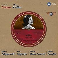 Bellini: Norma (complete opera) with Maria Callas, Tullio Serafin, Chorus & Orchestra of La Scala, Milan by Maria Callas (2005-06-07)