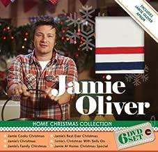 Jamie Oliver - Home Christmas Collection - 6-DVD Box Set ( Jamie's Christmas / Jamie's Family Christmas / Jamie Cooks Christmas / Jamie's Best Ever Ch [ NON-USA FORMAT, PAL, Reg.0 Import - Australia ]
