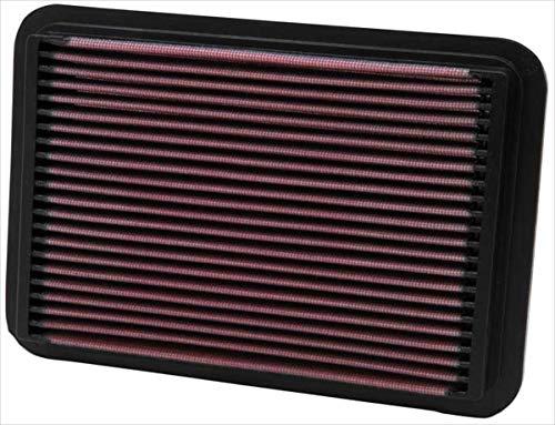 K&N 33-2050 Waschbarer und wiederverwendbarer KFZ Tauschluftfilter