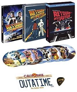 Retour vers Le Futur-Trilogie [Collector Blu-Ray + DVD + Copie Digitale + Goodies] (B010VUFKBC) | Amazon price tracker / tracking, Amazon price history charts, Amazon price watches, Amazon price drop alerts