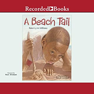 A Beach Tail audiobook cover art