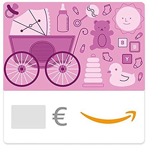 Digitaler Amazon.de Gutschein (Baby Icons (Pink))