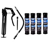 Polaris Pure Grease Gun and Grease Kit