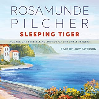 Sleeping Tiger audiobook cover art
