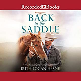 Back in the Saddle audiobook cover art