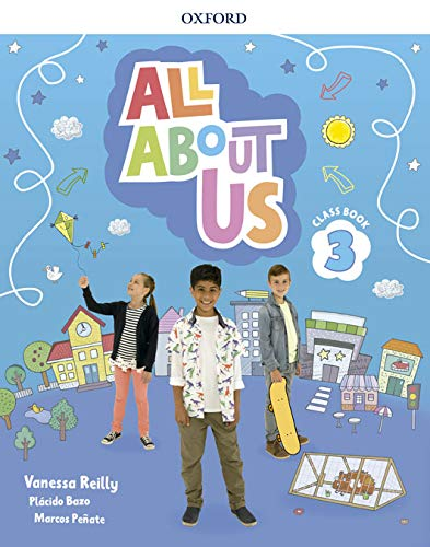 All About Us 3. Class Book