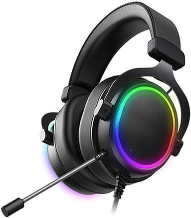 Cuffie da Gioco con Microfono, 7.1 Surround Sound - Memory Foam Ear Pads - Cuffia Multi Piattaforma - Cuffie Over-Ear per PS4, Xbox One, PC, Mac, Laptop, Nintendo Switch - Trova i prezzi più bassi