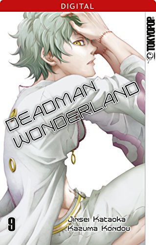 Deadman Wonderland 09: Kapitel 37-40 (German Edition)