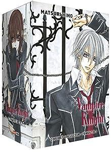 Vampire Knight Coffret Tomes 1 à 3