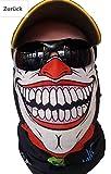 Salt Armour Original SVoKI Clown Halstuch Maske Schal Schlauchtuch Kälteschutz Gesichtsmaske...