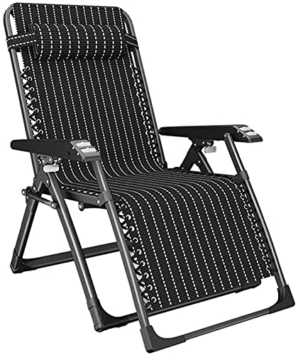Patio Lounge Chairs Recliner Zero Gravity Chairs, Lounge Chair Office Relax Chair Ergonomic Reclining Chair Adjustable Footrest and Backrest Sun Lounger Video Game Chairs