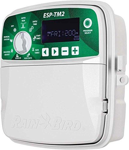 Rain Bird ESP-TM2 Irrigation Controller (WiFi Module Not Included) / 12 Zones