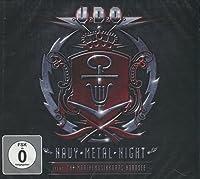 U.D.O. (UDO) Navy Metal Night CD+DVD Digipack [CD Audio]