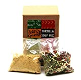 Mills Gourmet Tortilla Soup Mix | Made with Flavors of Tomatoes, Onions, Chicken, and Cumin | All Natural and Fresh Ingredients - 4 oz Box (113 g)