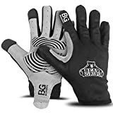 Bear Grips Workout Gloves, Full Finger Weight Lifting Gloves, Premium Gym Gloves for Men & Women,...