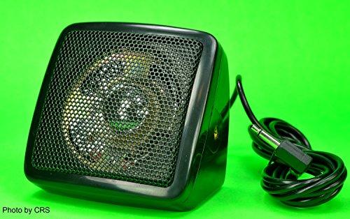 "2.75"" Wedge Style External CB Speaker with Swival Bracket - Workman K8"