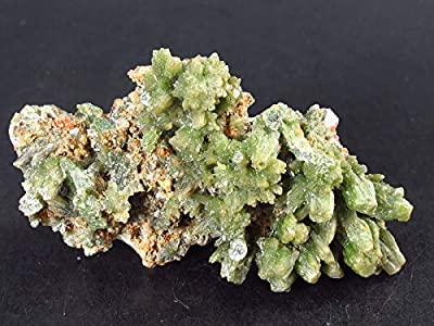 """The Russian Stone Fine Green Pyromorphite Cluster from China - 2.1"""""""