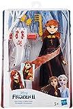 MUÑECA Anna TRENZAMANIA FROZEN2 E7003 Hasbro
