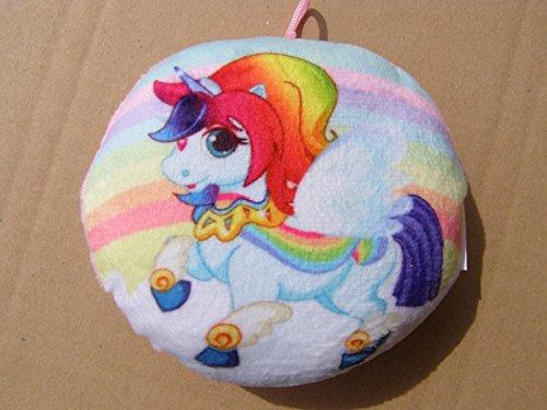 Unicornio Cojín aprox. 10cm foto impresión decorativa Cojín NR 5