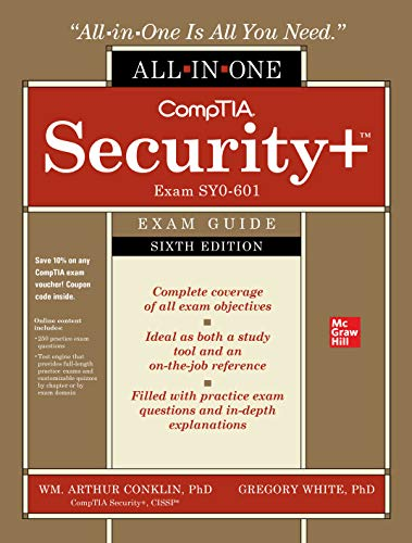 CompTIA Security+ All-in-One Exam Guide, Sixth Edition (Exam SY0-601)) (English Edition)