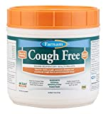 Farnam Cough Free Equine Respiratory Health Pellets 1.75 Pound, 48 Day Supply