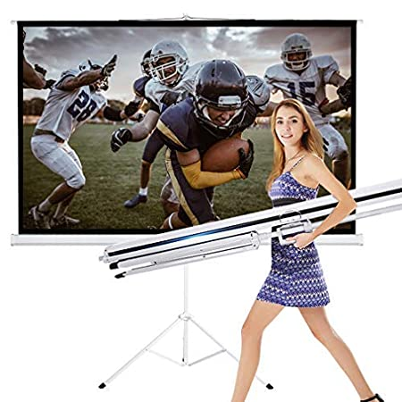 Best Projector Screens 2019 (Portable, Outdoor & Inflatable)