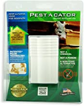 Global Instruments Small Areas Pest A Cator 1000 Electromagnetic Rodent Repeller F, for Smaller