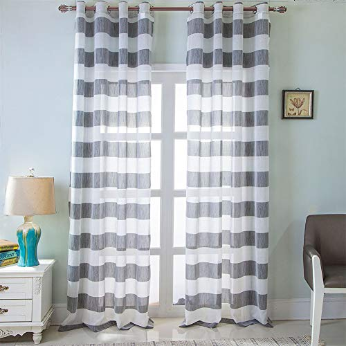 cortinas cocina retro