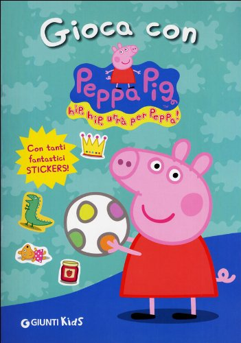 Gioca con peppa Pig + Stickers