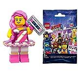 レゴ (LEGO) ムービー2 ミニフィギュア シリーズ キャンディラッパー(キャンディ・ラッパー)【71023-11】