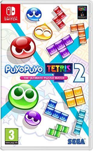 PUYO PUYO TETRIS 2 Launch edition - Nintendo Switch [Importación francesa]