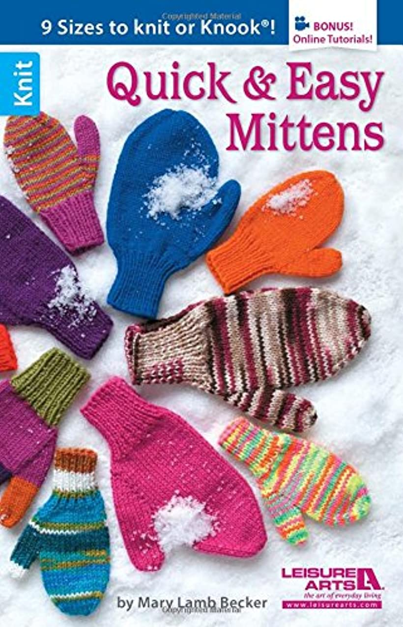 Quick and Easy Mittens (75553)