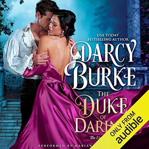 The Duke of Daring audiobook cover art