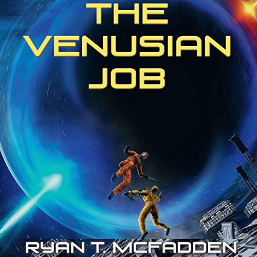 The Venusian Job cover art