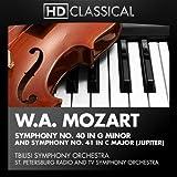 "Symphony No. 41 in C Major, K. 551 ""Jupiter"": IV. Finale - Molto allegro"