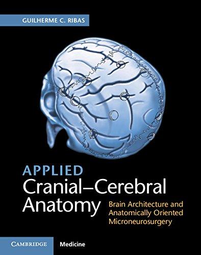 Applied Cranial-Cerebral Anatomy