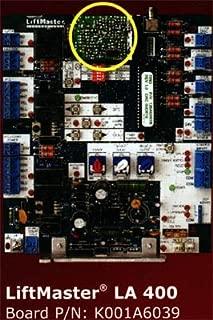 liftmaster la400 control board