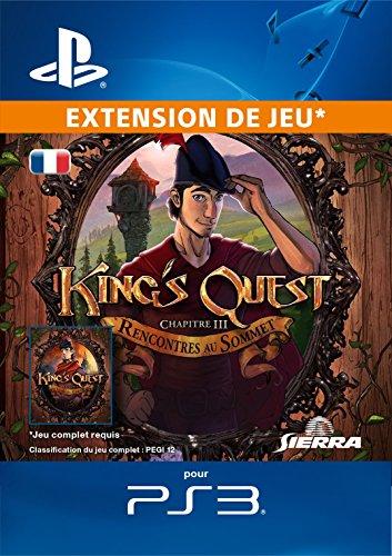 King's Quest(TM) - Chapitre 3 : Rencontres au sommet DLC [Code Jeu PSN PS3 - Compte français]