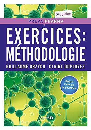 Exercices : méthodologie (2017)