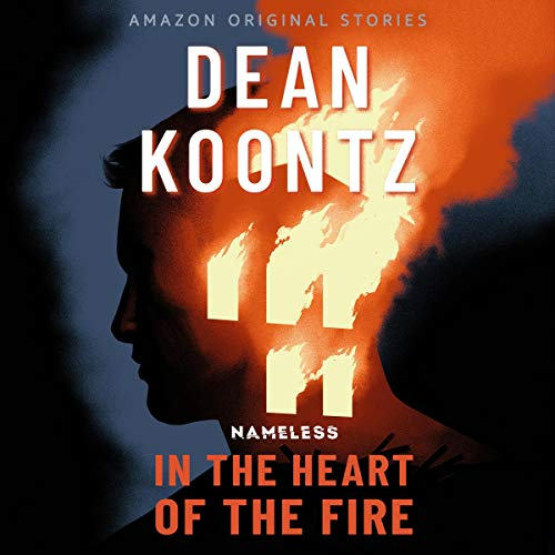 In the Heart of the Fire audiobook cover art
