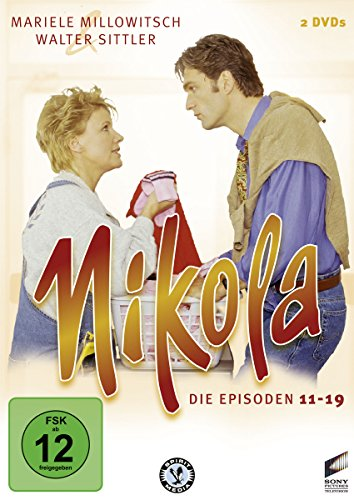 Nikola - Die Episoden 11-19 [2 DVDs]
