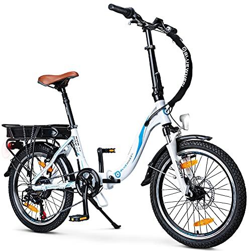 BLUEWHEEL e-Bike 20