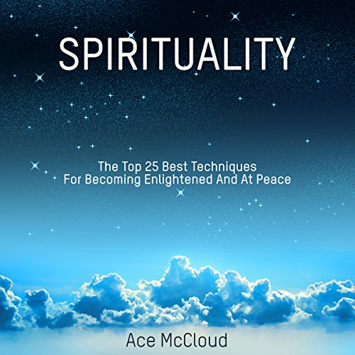 Spirituality audiobook cover art