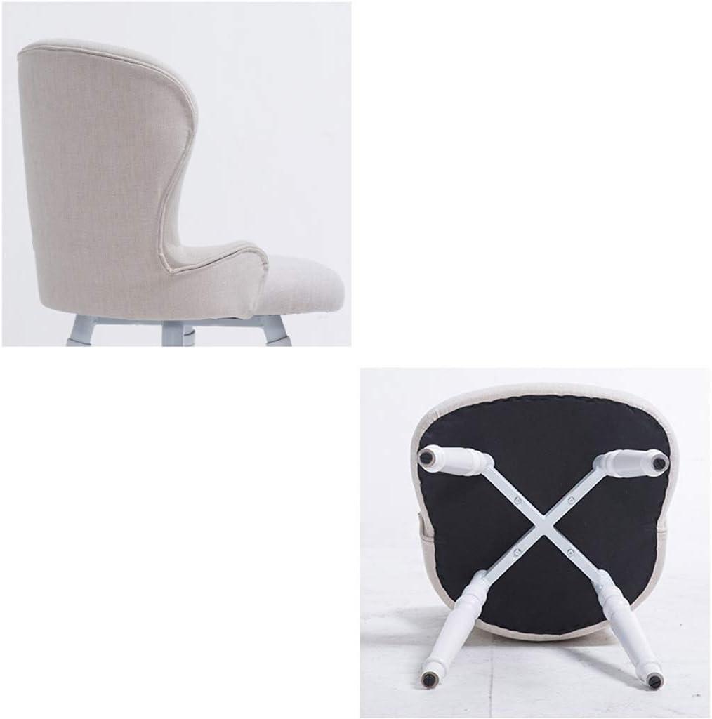 SLL- Chaise de Salle, Chaise de Bureau Simple, créative Dossier, Chaise Loisirs, Maison Adulte Chaise de Salle Moderne (Color : F) F